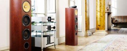 Напольная акустика B&W 804 D2 rosenut