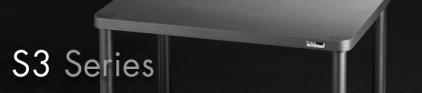 Стойка под аппаратуру Solidsteel S3-4 black