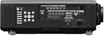 Проектор Panasonic PT-RW630LBE