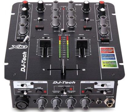 Микшер DJ-Tech X10