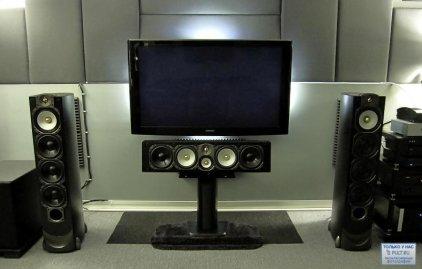 Напольная акустика Paradigm Studio 100 v.5 black