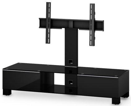 Подставка под телевизор Sonorous MD 8140 B-HBLK-BLK