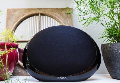 Портативная акустика Cabasse Stream 1 glossy black