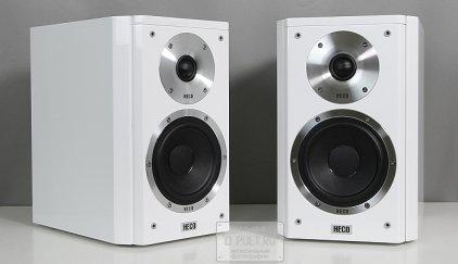 Полочная акустика Heco Aleva GT 202 piano white