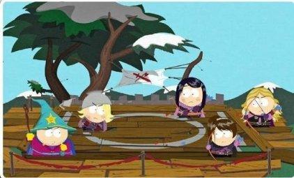 Игра для Xbox360 South Park: Палка Истины