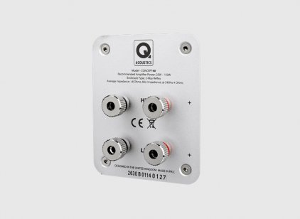 Напольная акустика Q-Acoustics Concept 40 gloss white