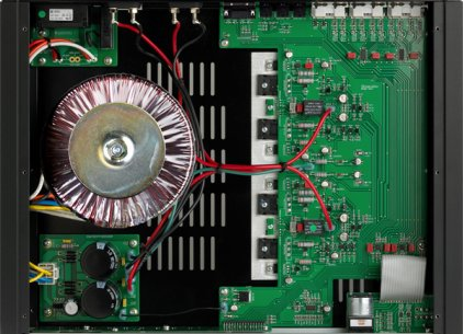 Стереоусилитель SIM Audio MOON Neo 250i RS black