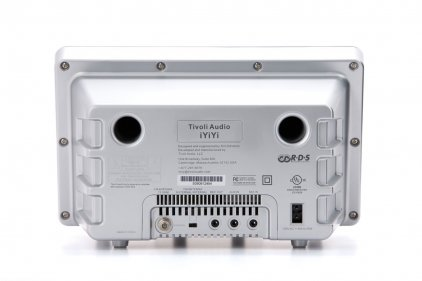 Музыкальный центр Tivoli Audio iYiYi black/silver (iYiYiBS)