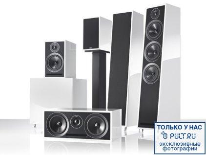 Акустическая система Acoustic Energy 3-Series 301 gloss white