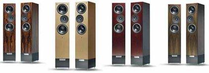 Напольная акустика LIVING VOICE AVATAR II IBX-R2 santos rosewood