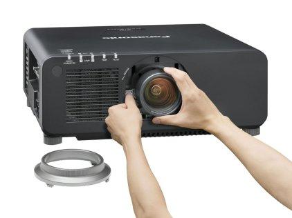 Проектор Panasonic PT-DZ870ELK