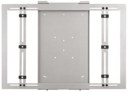 EuroMet 05806  Универсальный кронштейн для крепления плазменной панели, цвет серебристый
