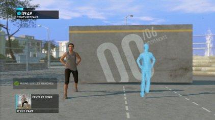 Игра для Xbox360 Nike+ Kinect Training (русская версия)