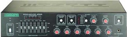 Микшер-усилитель DSPPA MP-6935