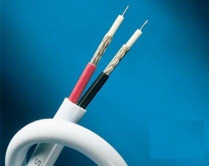 Кабель межблочный аудио Supra A/V interconect BiLine Cable м/кат