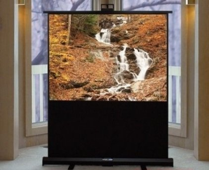 "Экран Draper Accuscreen Electric NTSC (3:4) 213/84"" 50x66 1/2"" 127*169 MW 800043"