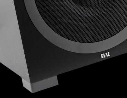 Сабвуфер Elac Debut S12EQ black brushed vinyl
