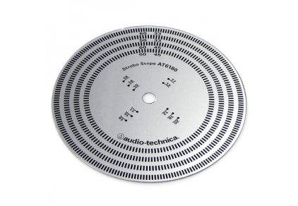 Стробоскопический диск Audio Technica AT6180