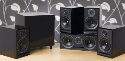 Центральный канал Acoustic Energy 3-Series 307 gloss black