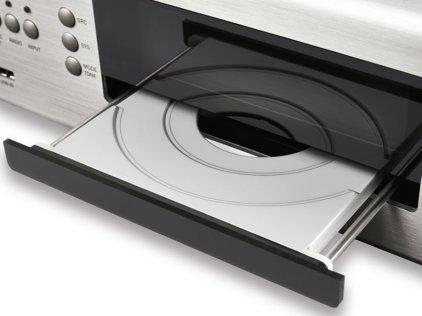 CD ресивер T+A R 1000 E (silver/anthracite)