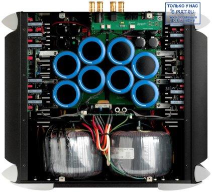 Усилитель звука Sim Audio MOON 880M RS black