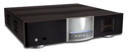 Сетевой проигрыватель Krell CONNECT