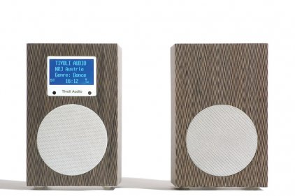 Радиоприемник Tivoli Audio NetWorks Stereo with FM wenge/gold