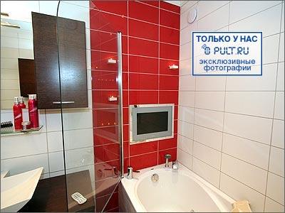 "ЖК телевизор Tilevision 17"" black"