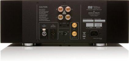 Усилитель звука Musical Fidelity M8700m silver
