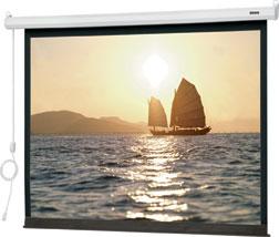 """Экран Da-Lite SlimLine Electrol (3:4) 213/84"""" 127x170 белый мато"""