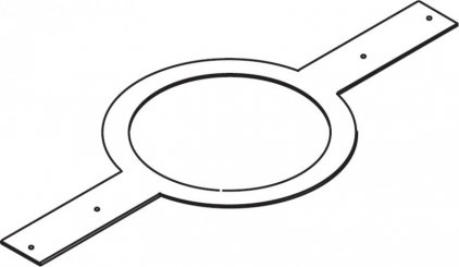 Аксессуар JBL JBL MTC-47NC монтажный элемент обновлённой конструкции для C47C/T и C47LP (упаковка 6шт)