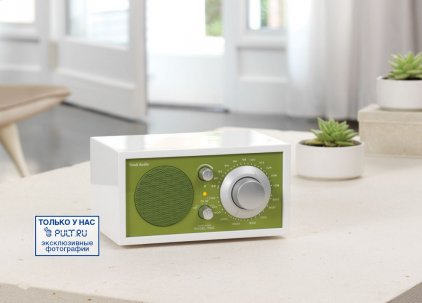 Радиоприемник Tivoli Audio Model One frost white/snow white (M1FWSW)
