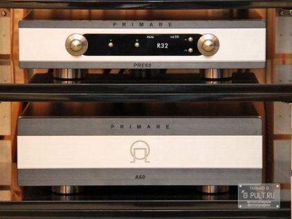 Усилитель звука Primare A60 titan