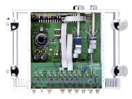 Стереоусилитель Chord Electronics CPM 2650 silver