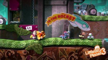 Игра для PS3 LittleBigPlanet 3 (русская версия)