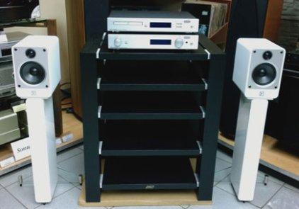 Подставка под акустику Q-Acoustics Concept 20 Stand black