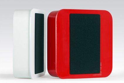 Настенная акустика EBTB Wallz One ferrary red