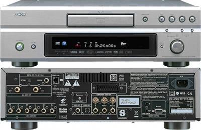DVD проигрыватель Denon DVD-3930 Silver