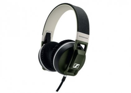 Наушники Sennheiser Urbanite XL Galaxy olive