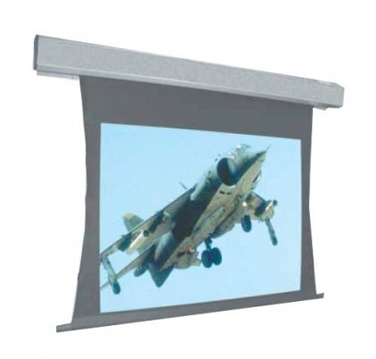 """Экран Vutec Lectric III (9:16) 110"""" 137x243 BriteWhite TBTL 90cm (моторизированный)"""
