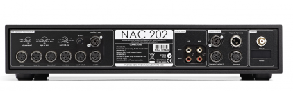 Предусилитель (стерео) Naim Audio NAC 202