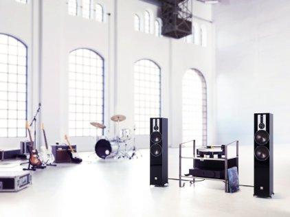 Напольная акустика Dali OPTICON 6 black