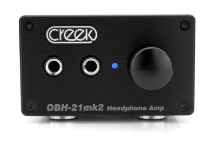 Усилитель для наушников Creek OBH-21 MK II black