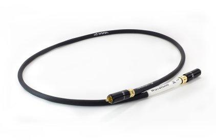Кабель межблочный аудио Tellurium Q Digital RCA Black 1.0m
