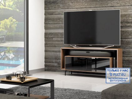 Подставка под ТВ и HI-FI BDI CAVO 8168 walnut