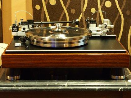 Проигрыватель винила VPI Harry's Classic / JMW-12-3D Arm + JMW-10 Arm piano rosewood