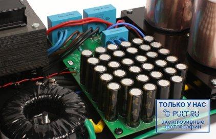 Сетевой фильтр Isol-8 Substation HC black
