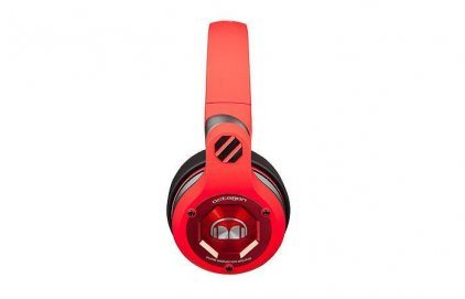 Наушники Monster Octagon Over-Ear Headphones red (130554-00)