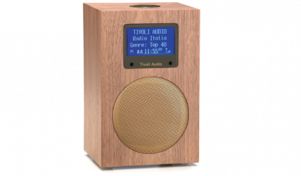 Радиоприемник Tivoli Audio NetWorks Internet Version Walnut/Gold (NWLG)
