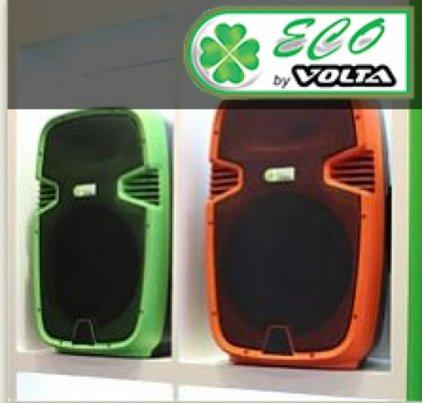 Акустическая система ECO by VOLTA P-12A R Orange